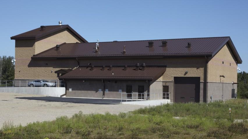 Eau Pleine Water Treatment Facility