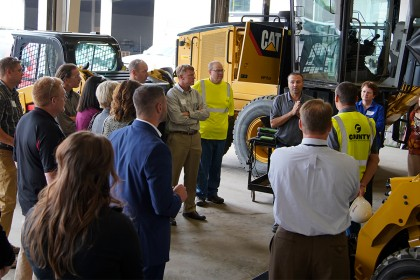 Central Wisconsin Teachers Learn How Their Students Can Build Their Future At County Materials