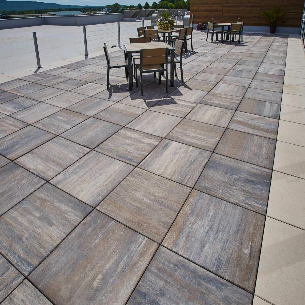 Skylands™ Concrete Deck Pavers