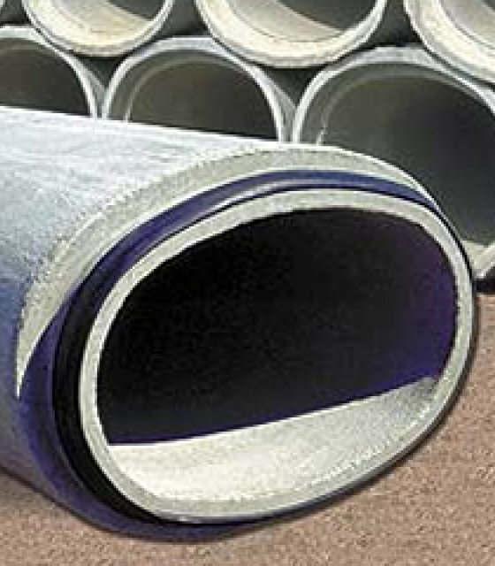 Gasketed & Non-Gasketed Pipe