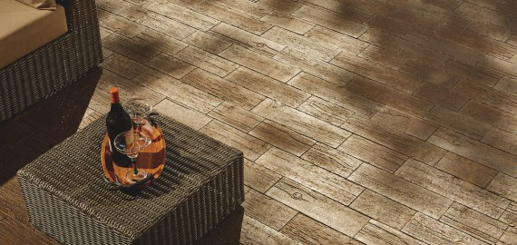 Essence™ Wood Plank Pavers