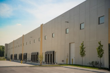 Large-scale Industrial Application Achieves Lasting Performance and Economy with Precast Insulated Sandwich Walls