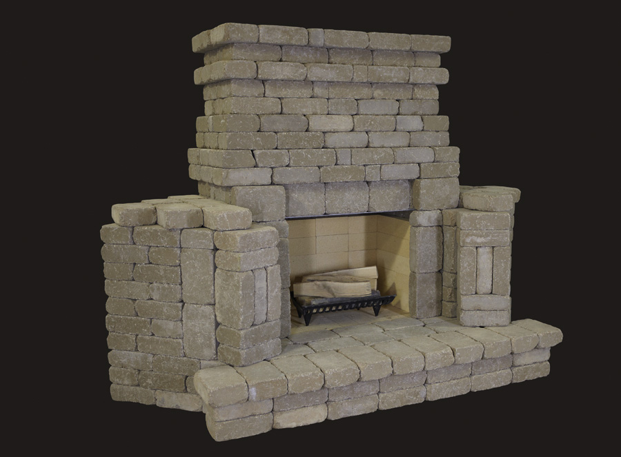 Fire Rings Outdoor Fireplaces