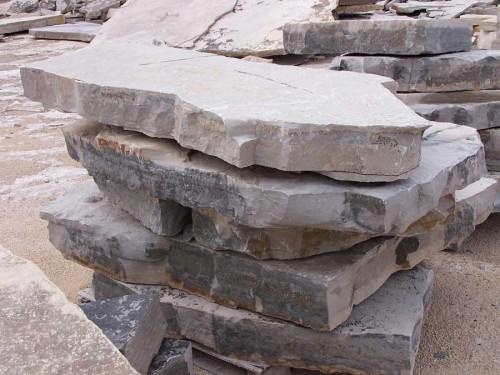 Fond du Lac Outcropping Stone