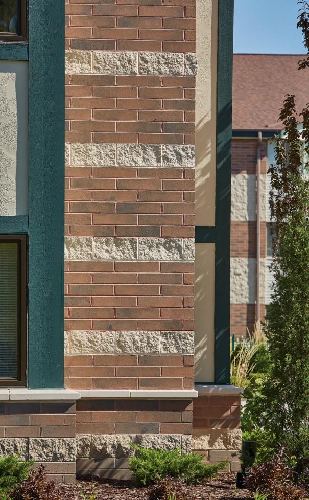Heritage Collection™ Designer Concrete Brick