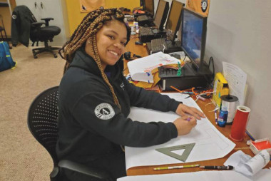 Community Action Inc. Helps Local Teens with Support from County Materials