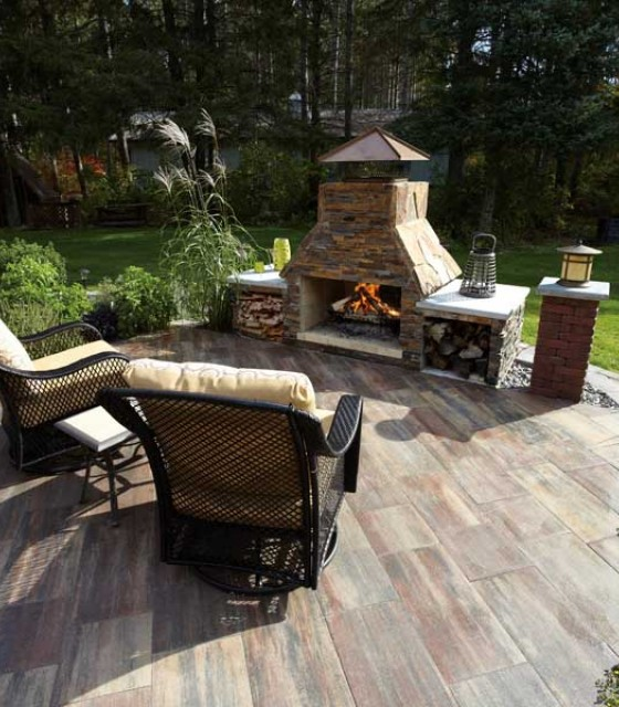 Pavers & Patio Stones