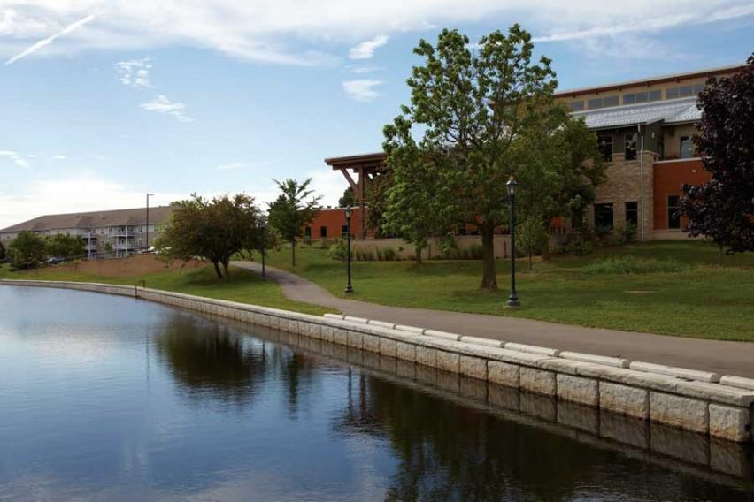 Hartford Mill Pond