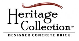 Heritage Collection™ Designer Concrete Brick