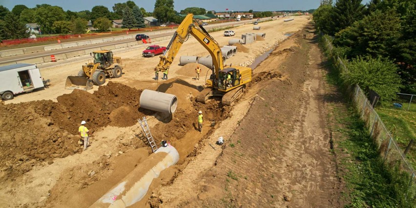 Ten Miles of Reinforced Concrete Pipe for the Gateway of Wisconsin