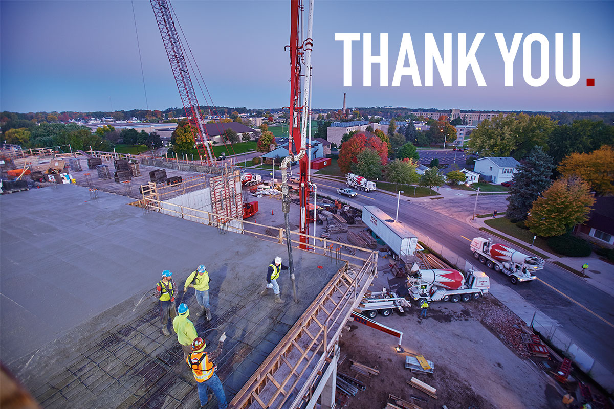 Giving Thanks for Our Team, Customers and Business Partners