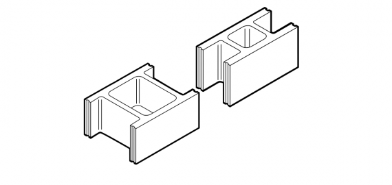 Open Cell Insulating Units