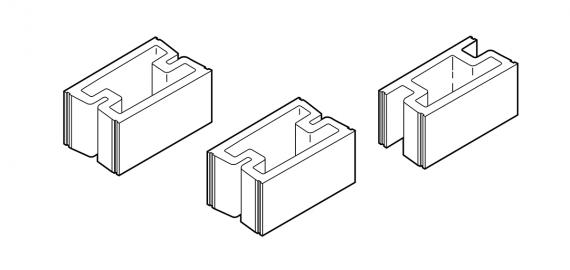 Thermal Block Insulating Units
