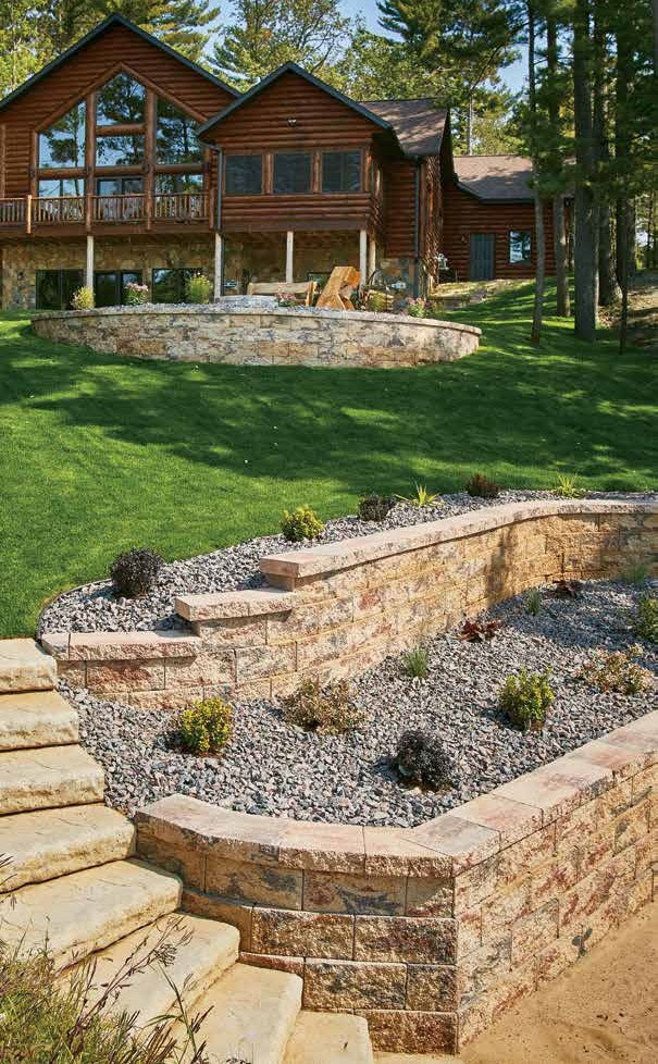 Integrity™ Retaining Wall System