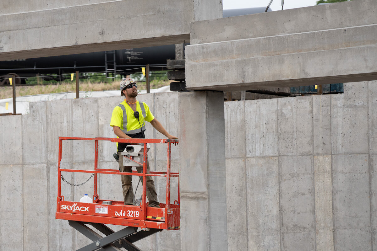 Hollowcore Plank Provides Cost and Schedule Advantages for Multi-Family Housing Complex