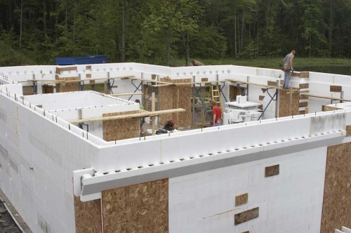 ICF Residential Applications