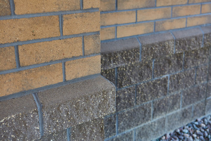 Concrete Masonry Provides Durable, Modern Solution