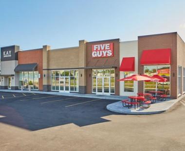 Rib Mountain Drive Retail Center