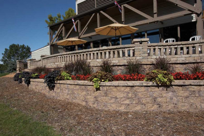National honors awarded to County Materials' landscape project