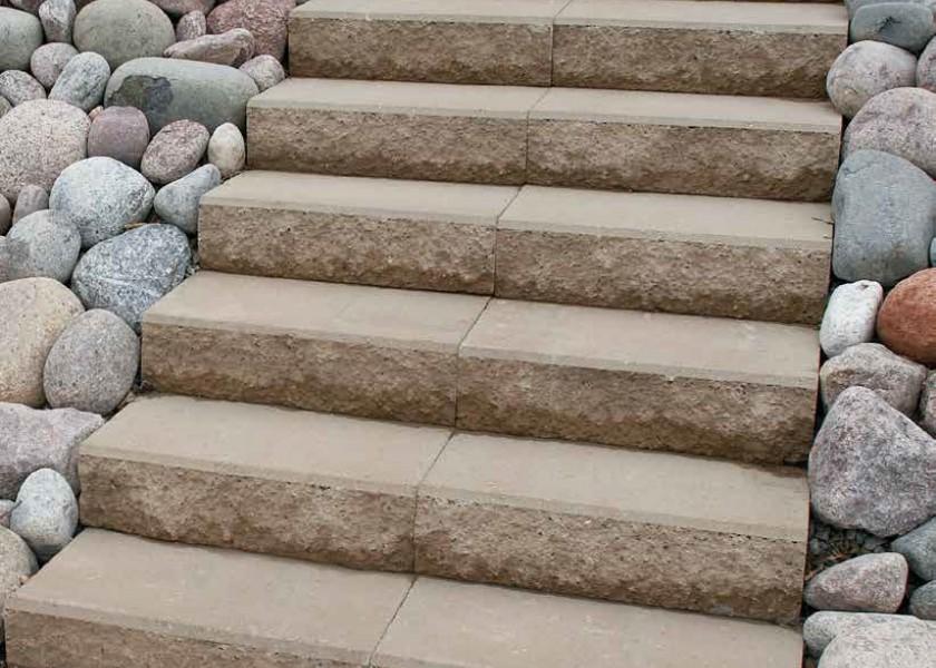 Landscape Step Units