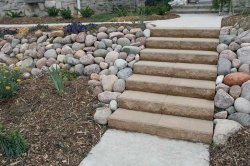 Oversize/Landscape Step Unit
