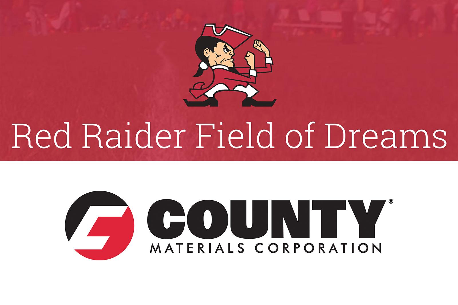 County Materials Donates to Pulaski School District Sporting Complex