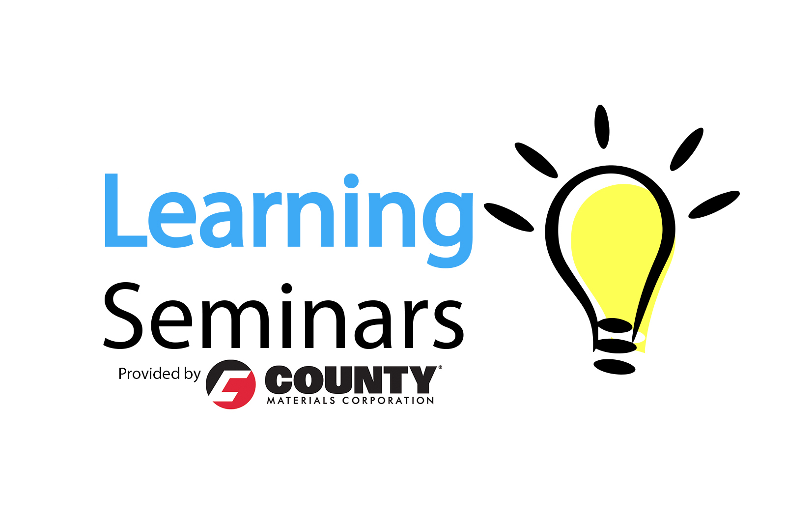 Continuing Education Learning Seminars Provided by County Materials