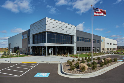 County Materials Provides Concrete Solutions to Meet Production Facility's Rigorous Standards
