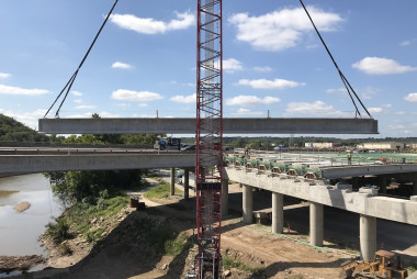 Meramec River Bridge Replacement and Installation of New Pedestrian Bridge