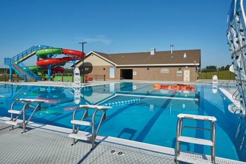 Merrill Aquatic Center