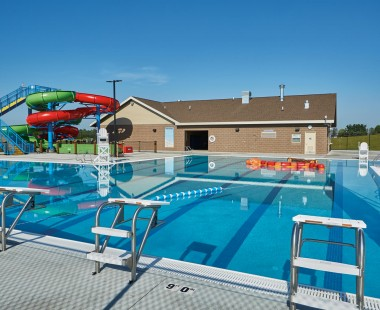 Merrill Aquatic Center