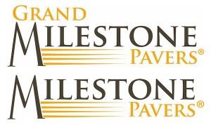 Grand Milestone Pavers® and Milestone Pavers®