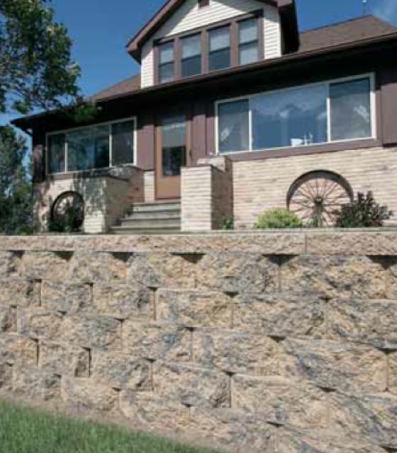 Navaro® Retaining Wall System