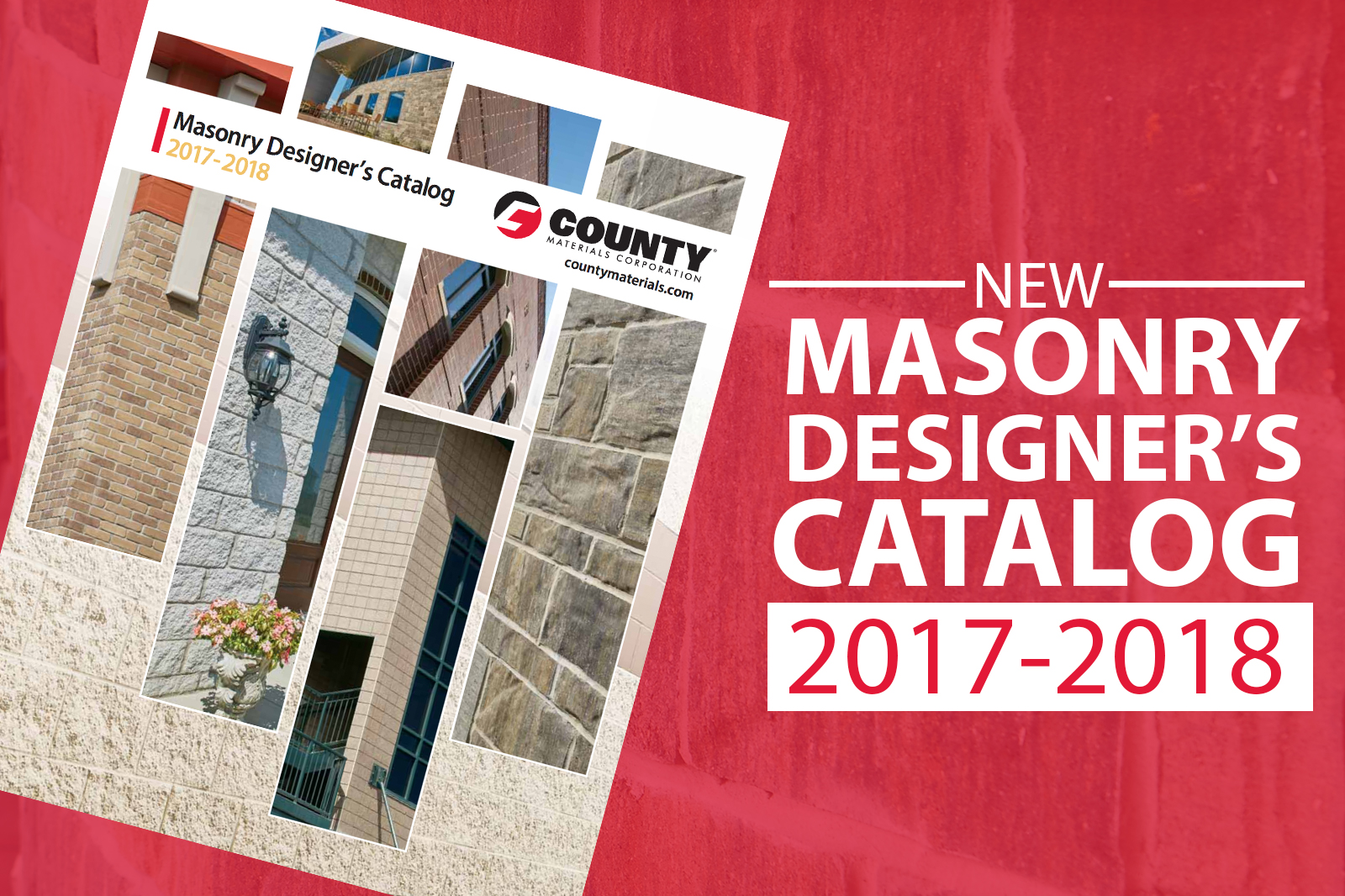 K Catalog New Masonry Designer's...