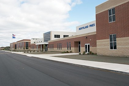 Northland Pines High School Earns Environmental Rating