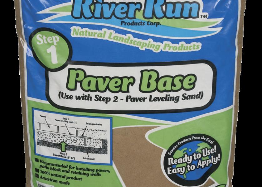 Step 1 Paver Base