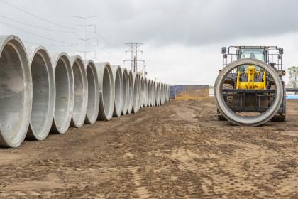 Sustainable Concrete Pipe