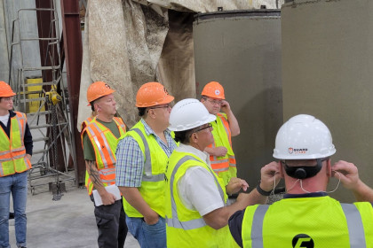 Concrete Pipe Week: Tours and Events Recap