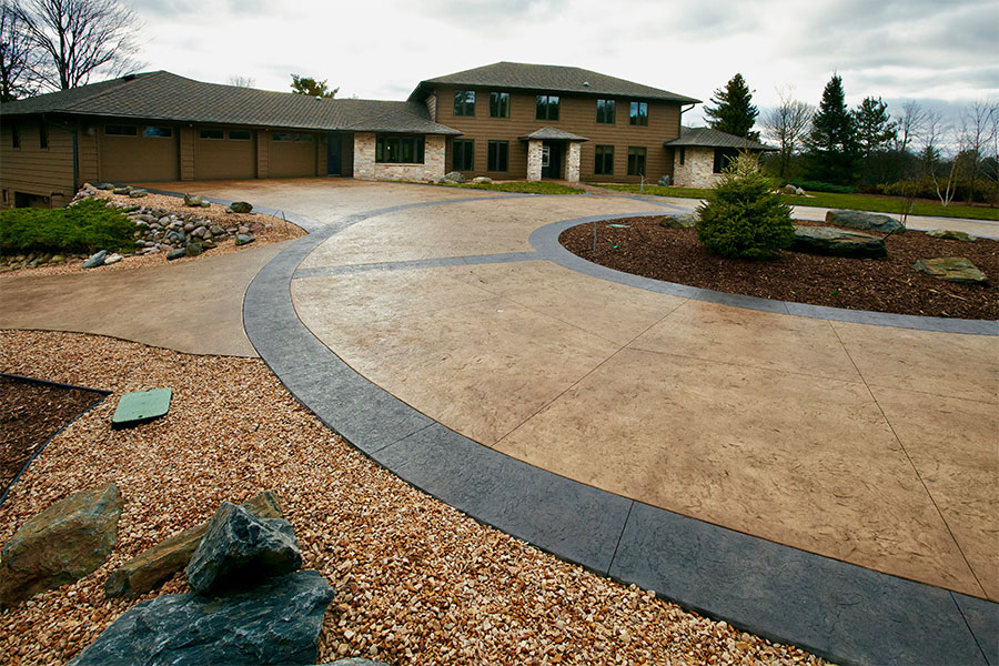 Stevens Point Driveway Features Hydronic Heating System, Earns International Recognition