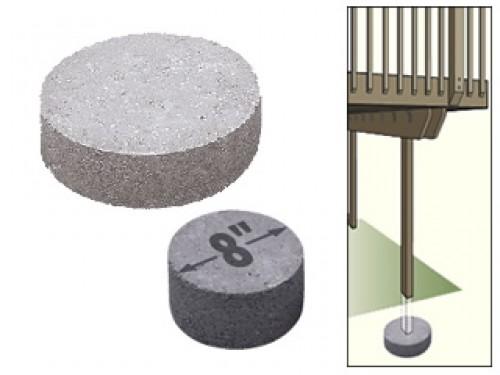Concrete Pole Pads