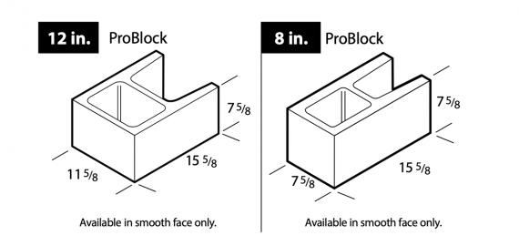 ProBlock Insulating Units