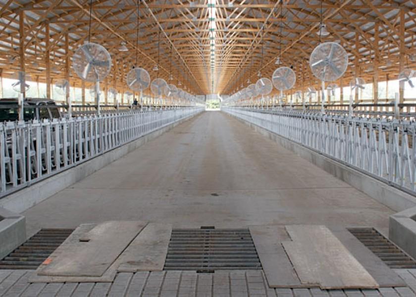 Agricultural Concrete
