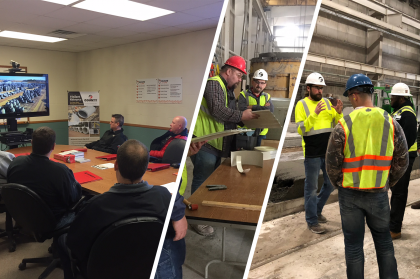 County Materials Opens Doors for Local Engineers and University Students