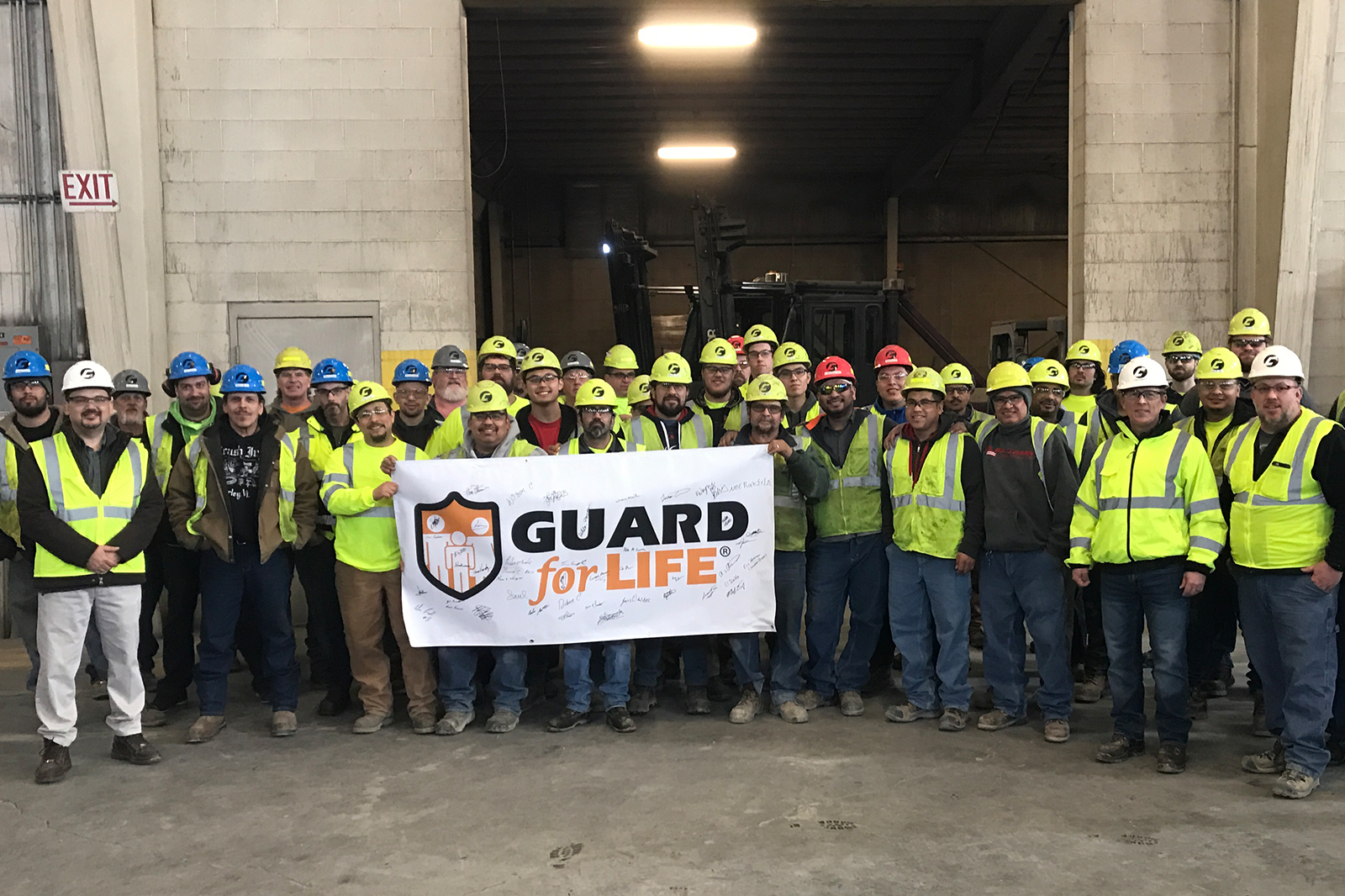 Roberts Facility Holds Safety Stand Down Event