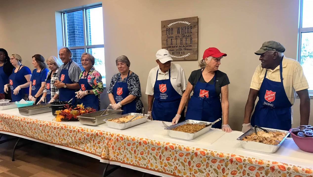 County Materials Partners with The Salvation Army Florida to do the Most Good