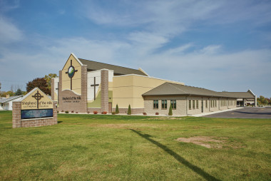 Readily Available Concrete Masonry Units Accelerate Creative Church Expansion