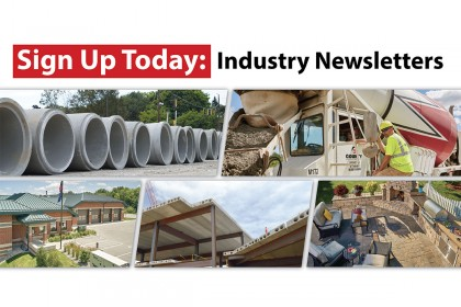 Sign Up for an Industry Newsletter Today