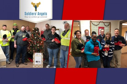 The Season for Giving at County Materials