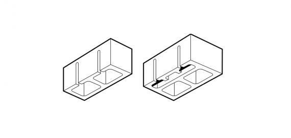 Acoustical Masonry Units