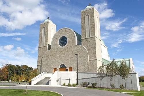 St. Mary's Antonius Coptic Orthodox Church